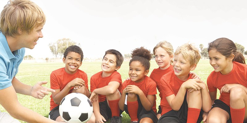 Youth Soccer The Ymca Of Greater Montgomery