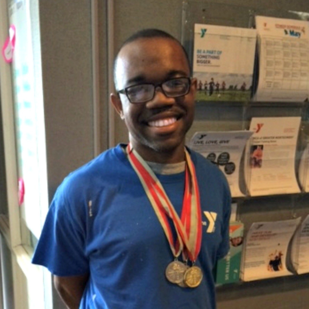 freddy pruitt special olympics athlete bring home medals to montgomery al