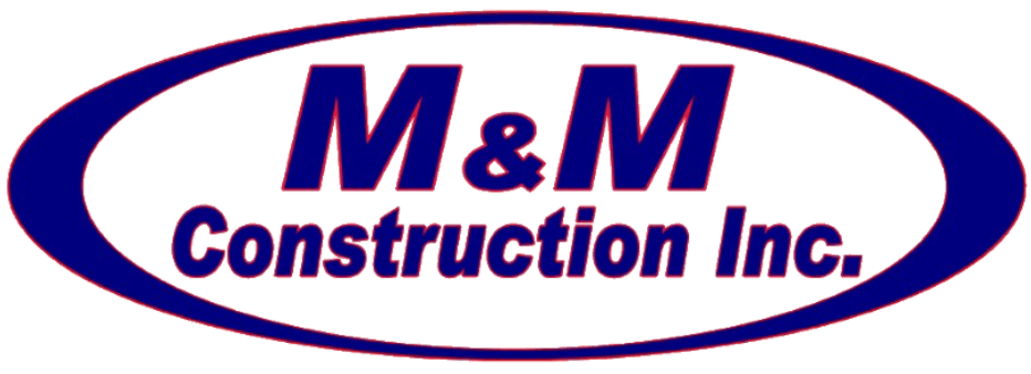Fishing Tournament Montgomery AL sponsor M and M Construction logo