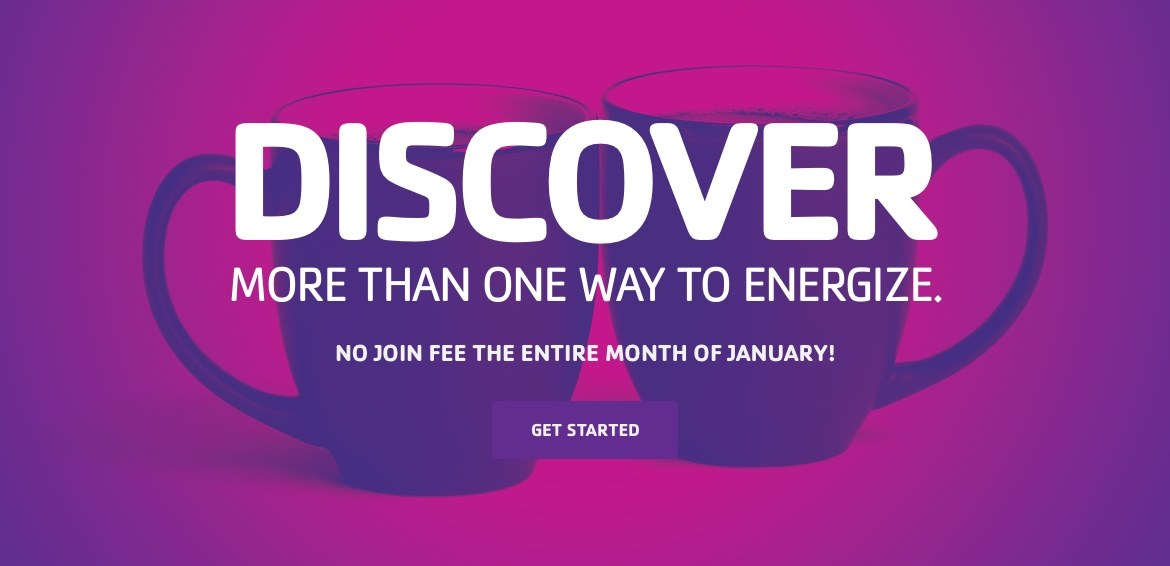 Discover more than one way to energize. Join the Y!