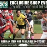 Shop Day Event at Dick's Sporting Goods